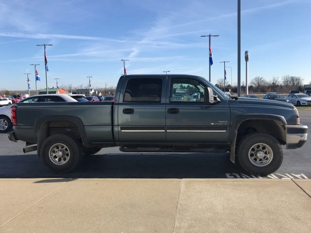 2007 Silverado 2500 Crew Cab 4x4 Pickup #F110438T - photo 3