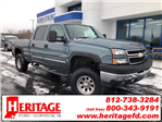 2007 Silverado 2500 Crew Cab 4x4 Pickup #F110438T - photo 1