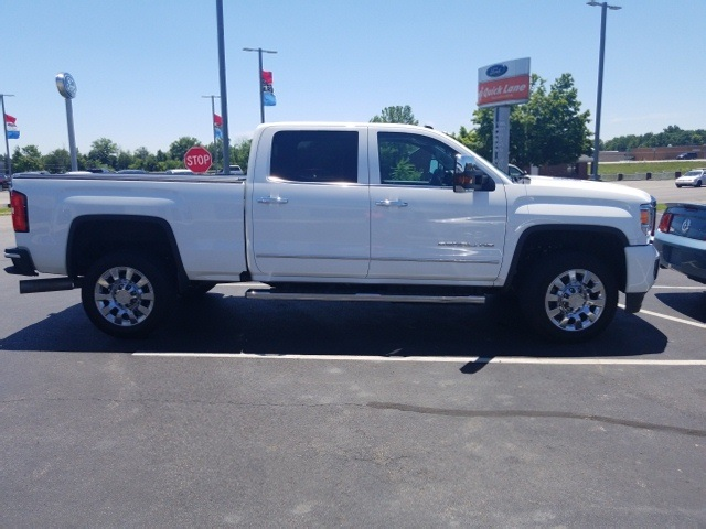 2016 Sierra 2500 Crew Cab 4x4,  Pickup #F143441T - photo 6