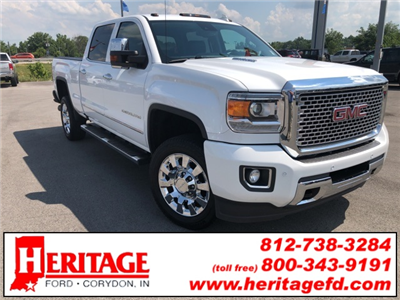 2016 Sierra 2500 Crew Cab 4x4,  Pickup #F143441T - photo 1