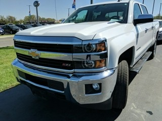 2016 Silverado 2500 Crew Cab 4x4, Pickup #F175687T - photo 27