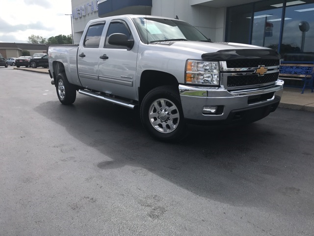 2013 Silverado 2500 Crew Cab 4x4, Pickup #F189431T - photo 3