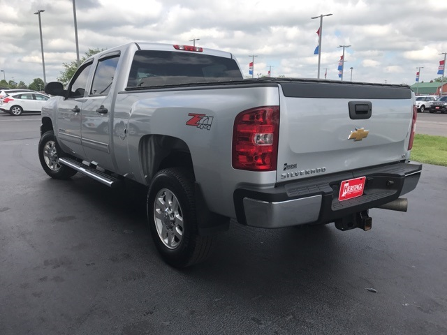 2013 Silverado 2500 Crew Cab 4x4, Pickup #F189431T - photo 11