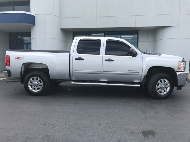 2013 Silverado 2500 Crew Cab 4x4, Pickup #F189431T - photo 20
