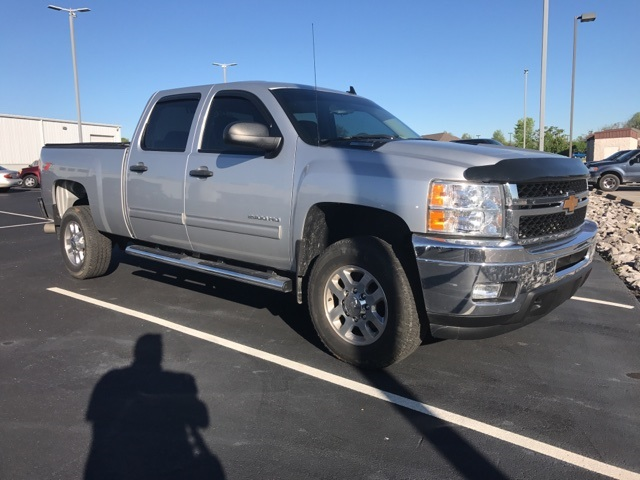 2013 Silverado 2500 Crew Cab 4x4, Pickup #F189431T - photo 7