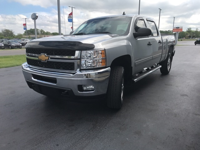 2013 Silverado 2500 Crew Cab 4x4, Pickup #F189431T - photo 9