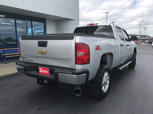2013 Silverado 2500 Crew Cab 4x4, Pickup #F189431T - photo 2