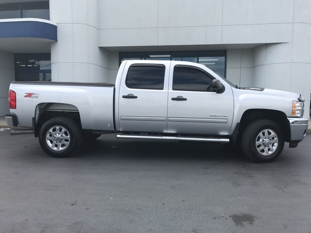 2013 Silverado 2500 Crew Cab 4x4, Pickup #F189431T - photo 28