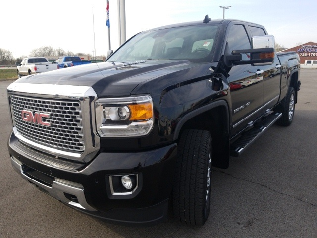 2015 Sierra 2500 Crew Cab 4x4, Pickup #F580993A - photo 4