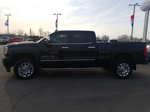 2015 Sierra 2500 Crew Cab 4x4, Pickup #F580993A - photo 7