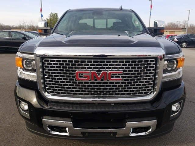 2015 Sierra 2500 Crew Cab 4x4, Pickup #F580993A - photo 8