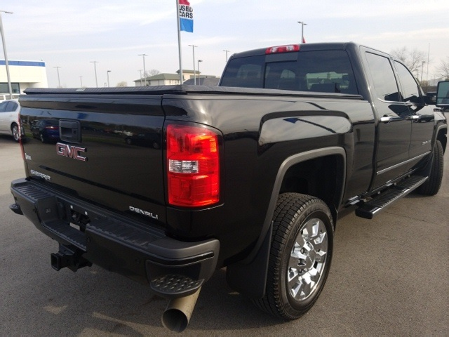 2015 Sierra 2500 Crew Cab 4x4, Pickup #F580993A - photo 2