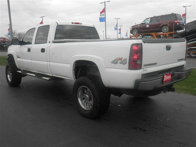 2005 Silverado 2500 Crew Cab 4x4, Pickup #F931272W - photo 6