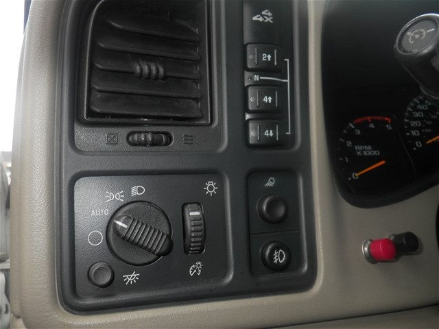 2005 Silverado 2500 Crew Cab 4x4, Pickup #F931272W - photo 16