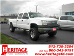 2005 Silverado 2500 Crew Cab 4x4, Pickup #F931272W - photo 1