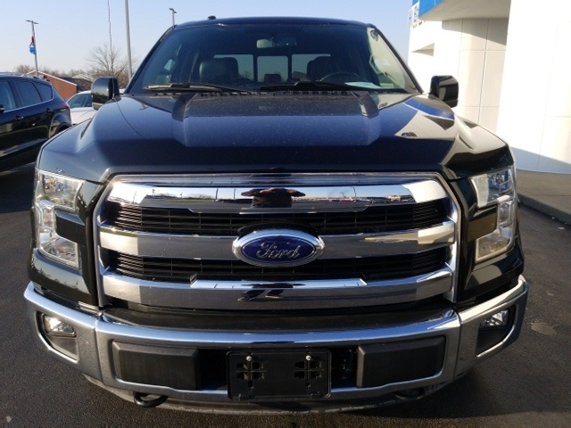 2016 F-150 Super Cab 4x4, Pickup #FA00686P - photo 3