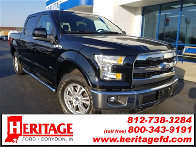 2016 F-150 Super Cab 4x4, Pickup #FA00686P - photo 1