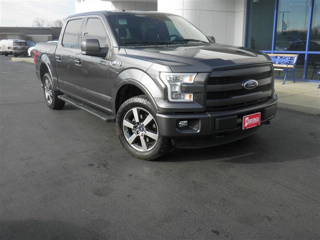 2015 F-150 SuperCrew Cab 4x4, Pickup #FA06937C - photo 38