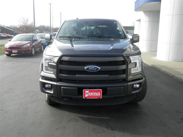 2015 F-150 SuperCrew Cab 4x4, Pickup #FA06937C - photo 6