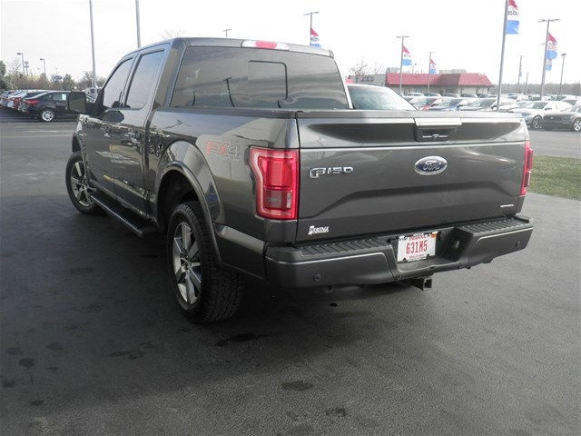 2015 F-150 SuperCrew Cab 4x4, Pickup #FA06937C - photo 10