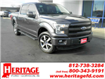 2015 F-150 SuperCrew Cab 4x4, Pickup #FA06937C - photo 1