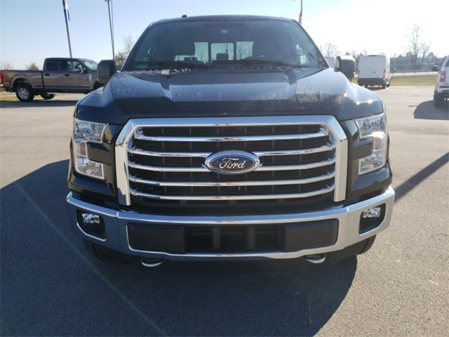 2016 F-150 SuperCrew Cab 4x4,  Pickup #FA10806P - photo 3