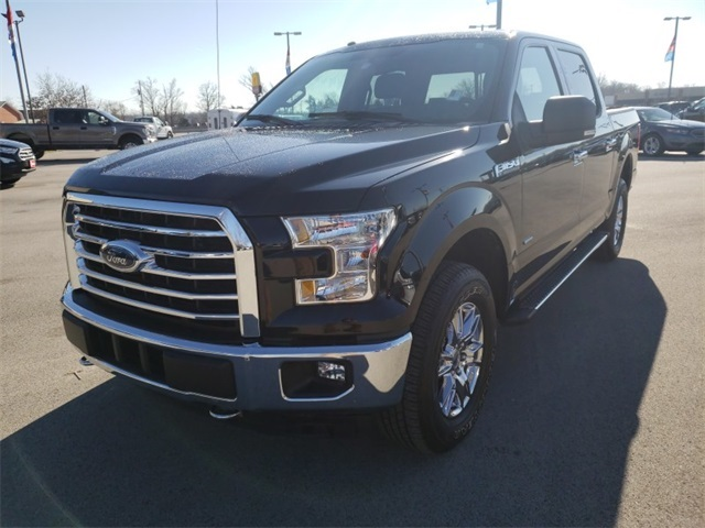 2016 F-150 SuperCrew Cab 4x4,  Pickup #FA10806P - photo 4