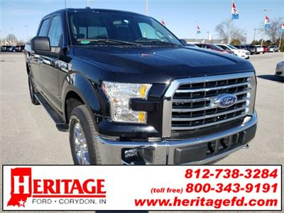 2016 F-150 SuperCrew Cab 4x4,  Pickup #FA10806P - photo 1