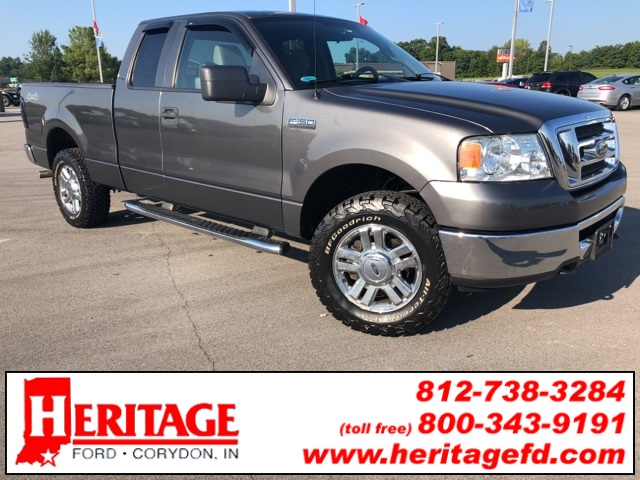 2008 F-150 Super Cab 4x4,  Pickup #FA19655T - photo 1