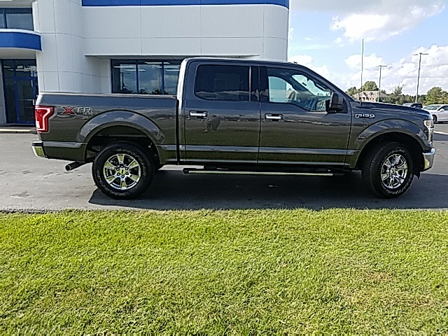 2016 F-150 SuperCrew Cab 4x4,  Pickup #FA24942P - photo 13
