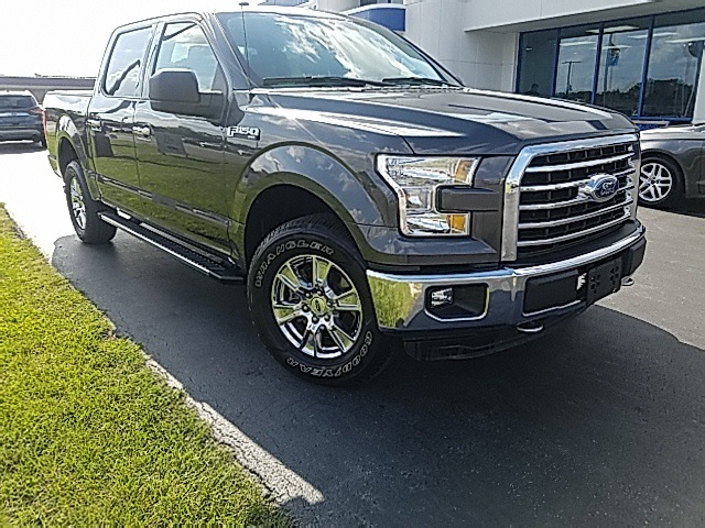 2016 F-150 SuperCrew Cab 4x4,  Pickup #FA24942P - photo 8