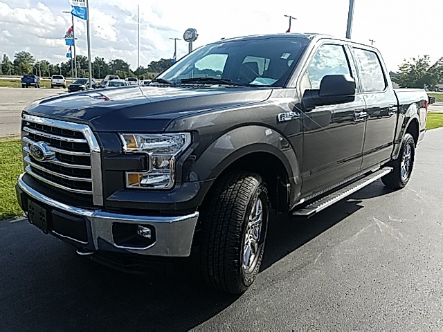 2016 F-150 SuperCrew Cab 4x4,  Pickup #FA24942P - photo 9