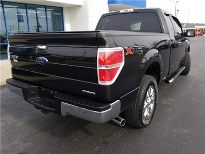 2014 F-150 Super Cab 4x4, Pickup #FA51297T - photo 2