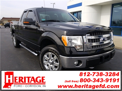 2014 F-150 Super Cab 4x4, Pickup #FA51297T - photo 1