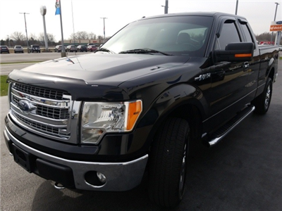 2014 F-150 Super Cab 4x4, Pickup #FA51297T - photo 4