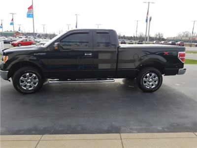 2014 F-150 Super Cab 4x4, Pickup #FA51297T - photo 5