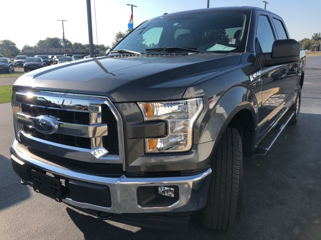 2017 F-150 SuperCrew Cab 4x4,  Pickup #FA68298A - photo 10