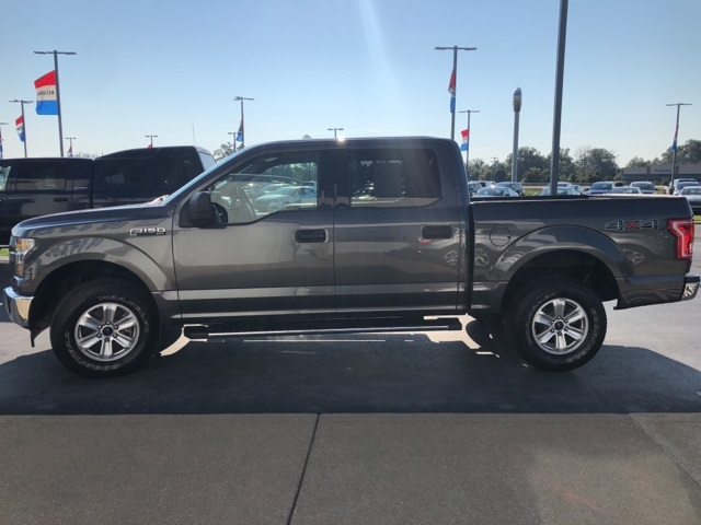 2017 F-150 SuperCrew Cab 4x4,  Pickup #FA68298A - photo 11