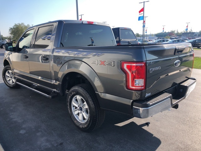 2017 F-150 SuperCrew Cab 4x4,  Pickup #FA68298A - photo 12