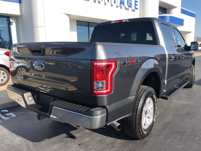 2017 F-150 SuperCrew Cab 4x4,  Pickup #FA68298A - photo 14