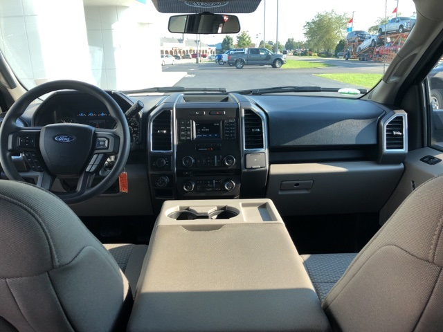 2017 F-150 SuperCrew Cab 4x4,  Pickup #FA68298A - photo 33