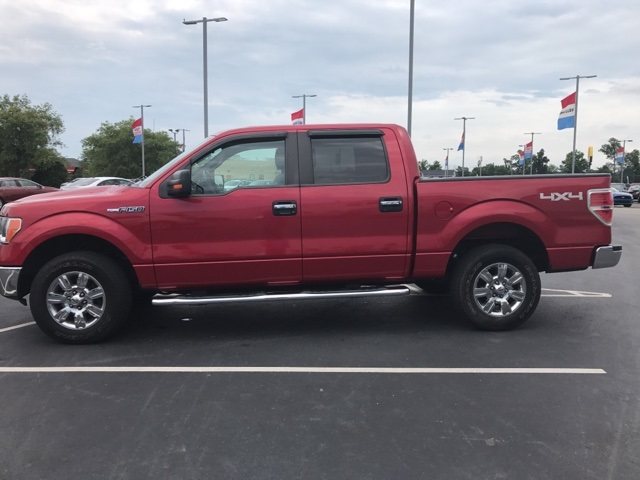 2012 F-150 SuperCrew Cab 4x4, Pickup #FA83884T - photo 14