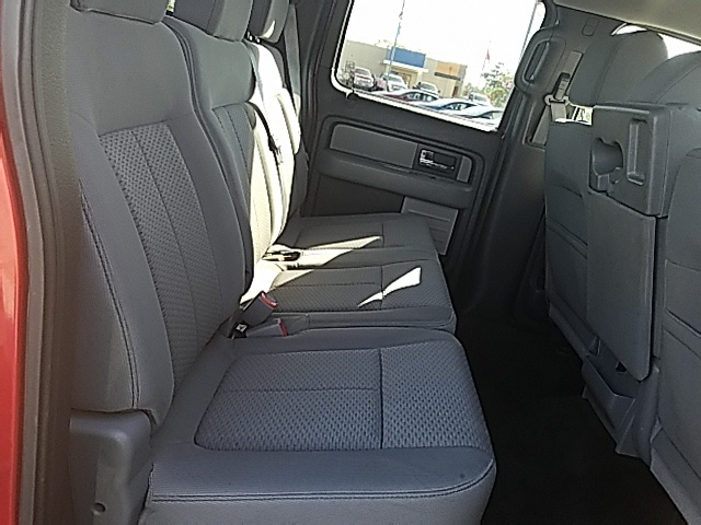 2012 F-150 SuperCrew Cab 4x4, Pickup #FA83884T - photo 7