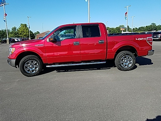 2012 F-150 SuperCrew Cab 4x4, Pickup #FA83884T - photo 23