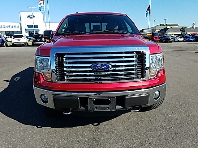 2012 F-150 SuperCrew Cab 4x4, Pickup #FA83884T - photo 12