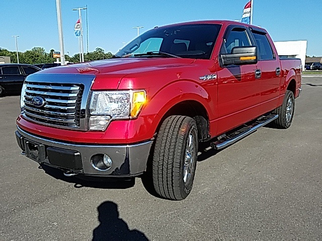 2012 F-150 SuperCrew Cab 4x4, Pickup #FA83884T - photo 16