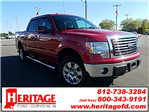 2012 F-150 SuperCrew Cab 4x4, Pickup #FA83884T - photo 1