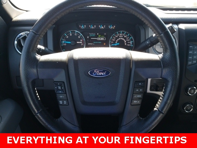 2014 F-150 Super Cab 4x4 Pickup #FA86769A - photo 10