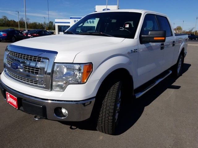 2014 F-150 Super Cab 4x4 Pickup #FA86769A - photo 6