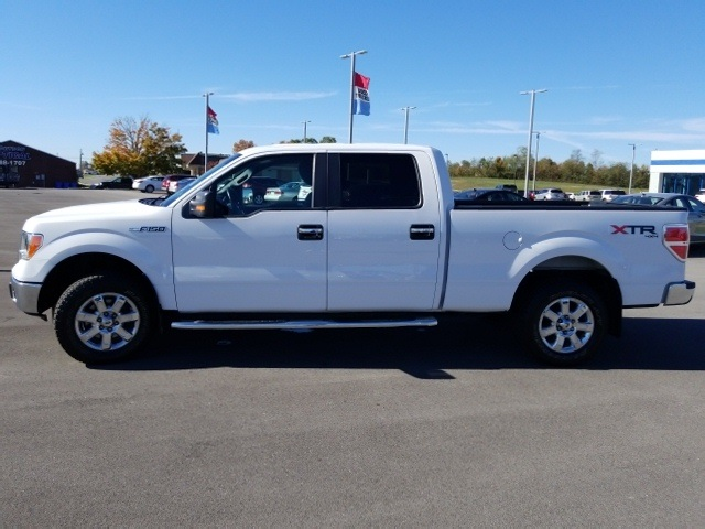 2014 F-150 Super Cab 4x4 Pickup #FA86769A - photo 7